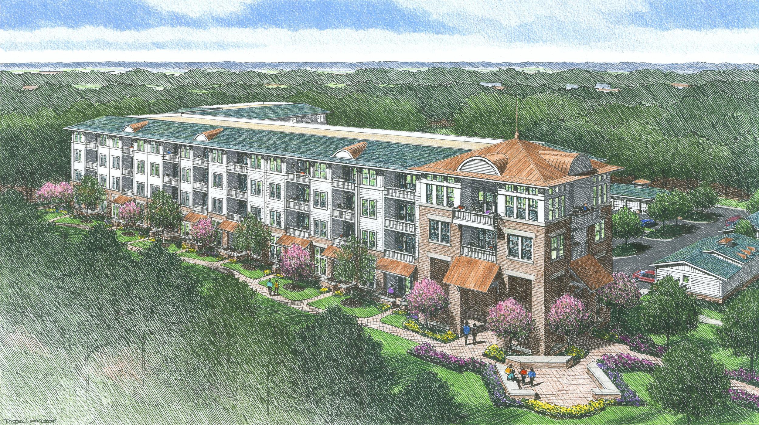 apartments-thegreens-pinehurst-fmk-architects