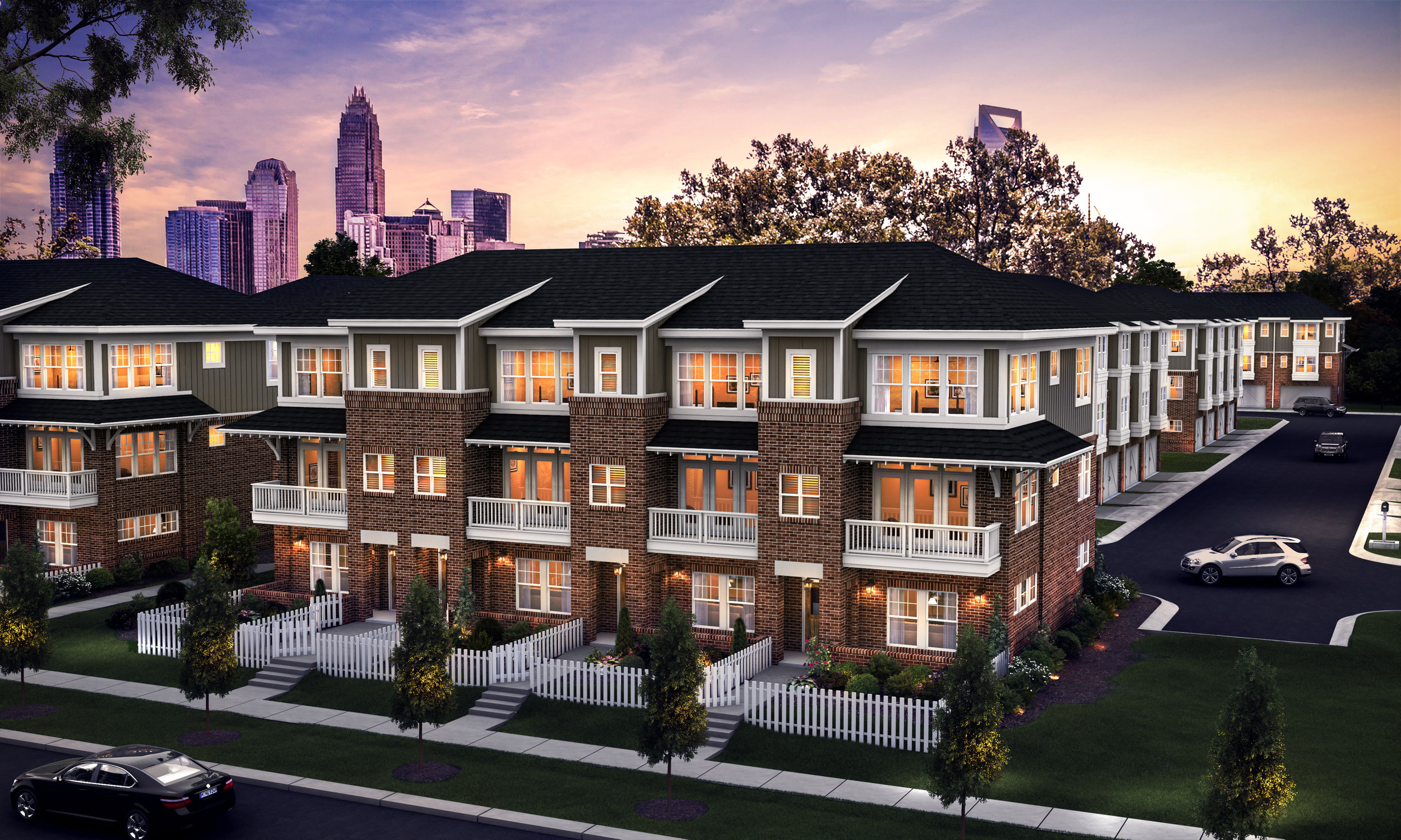 craft-townhomes-charlotte-fmk-architects