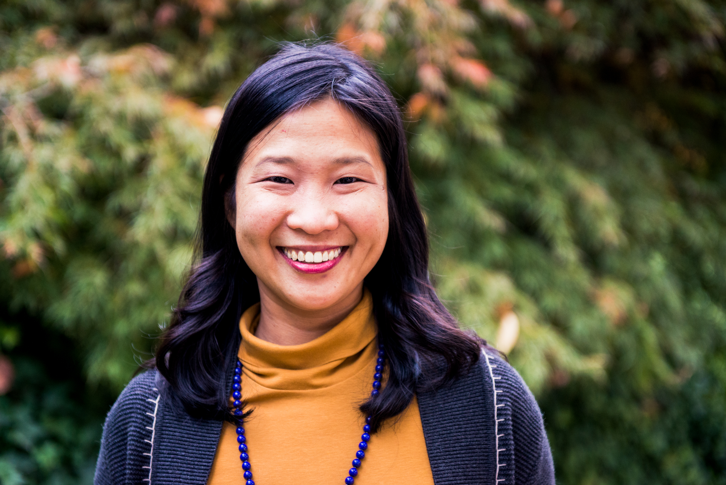 Dr. Michelle Yan, DSOM, LAc. -