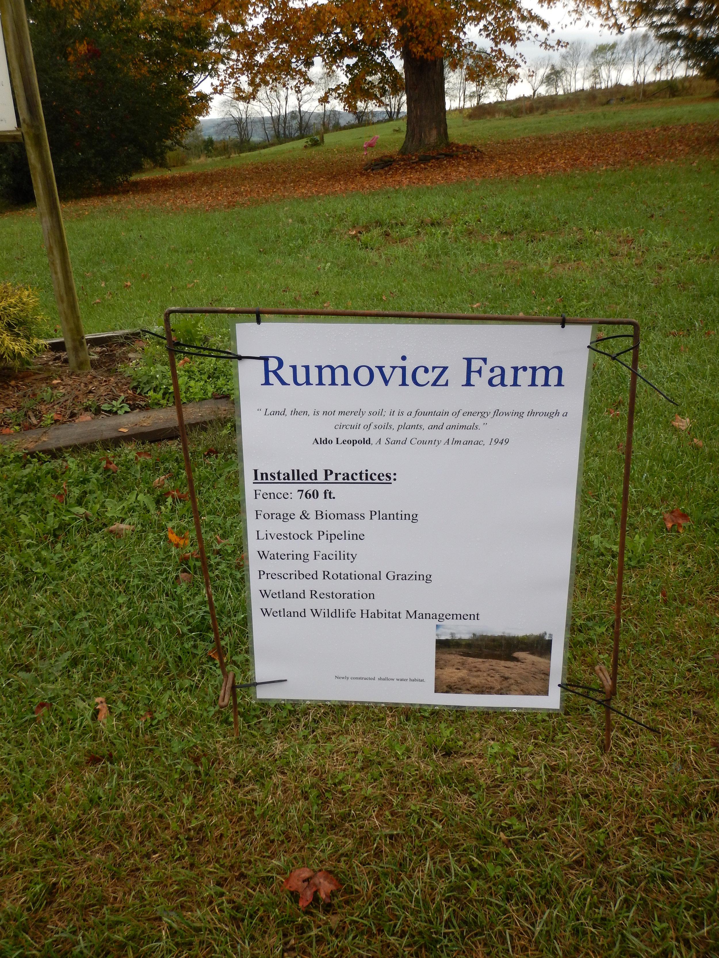 Rumovicz Farm