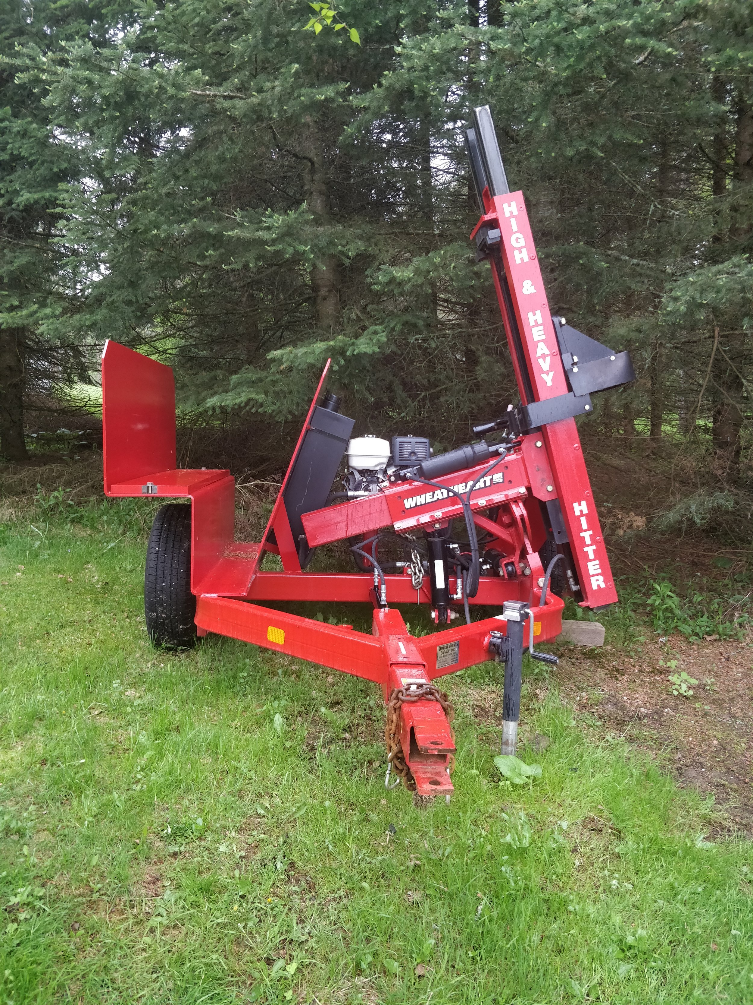 Post Pounder Rental$75.00 a day - Please call our office to schedule a pick up and drop off time
