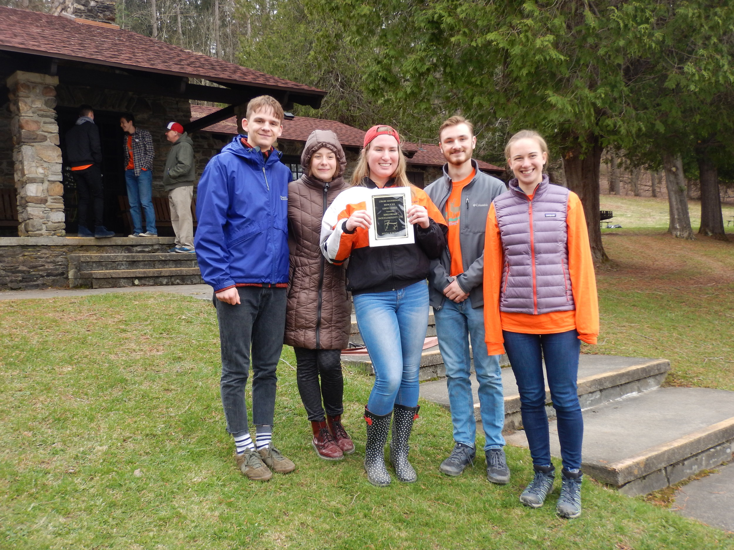 "2019 Leatherstocking Envirothon 1st Place Winner -    ""Cooperstown- Team A"""