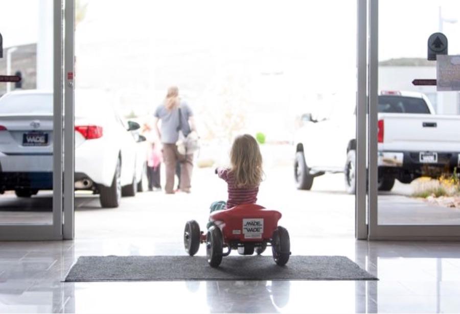 pumper car-girl-dealership.jpg