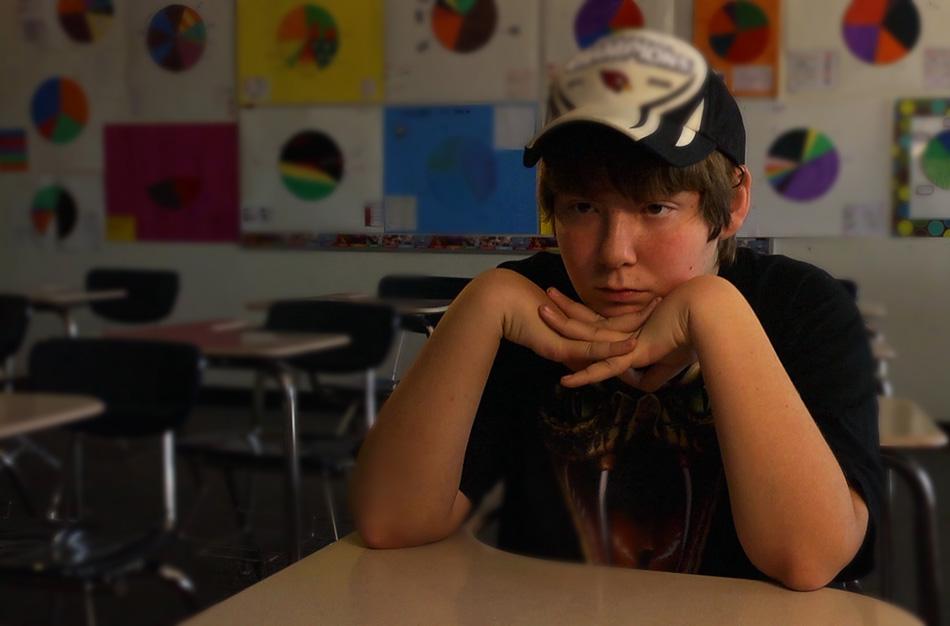 Brendan, Age 13, of Arizona