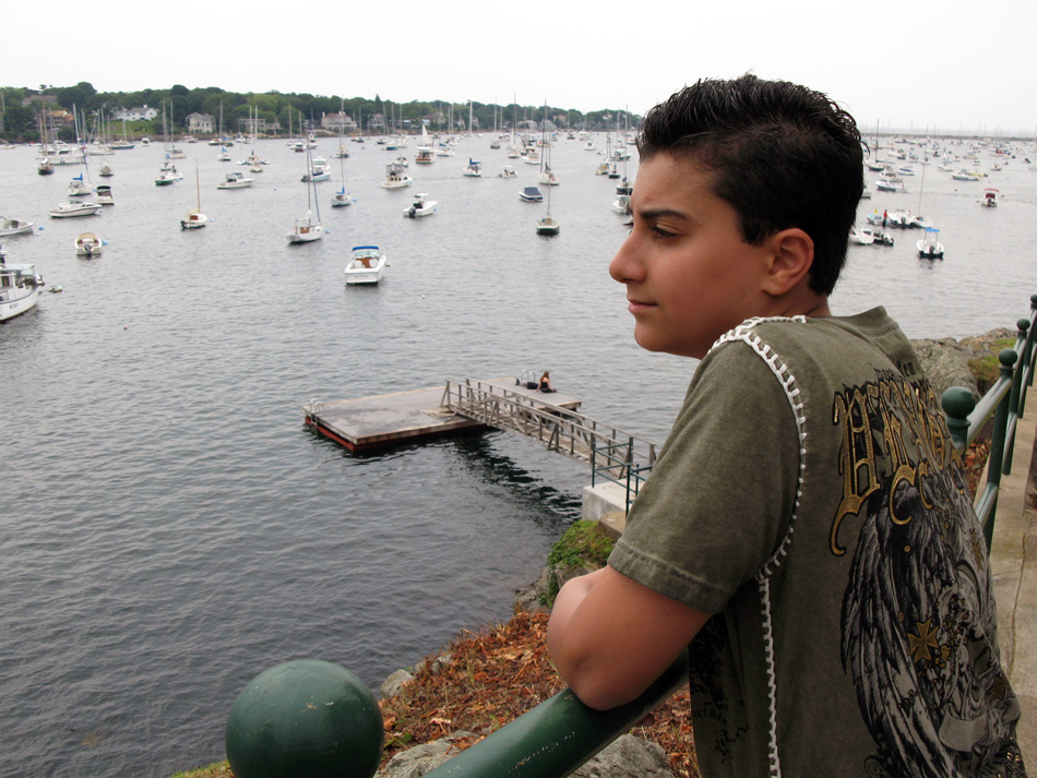Dalton, Age 12 of Massachusetts