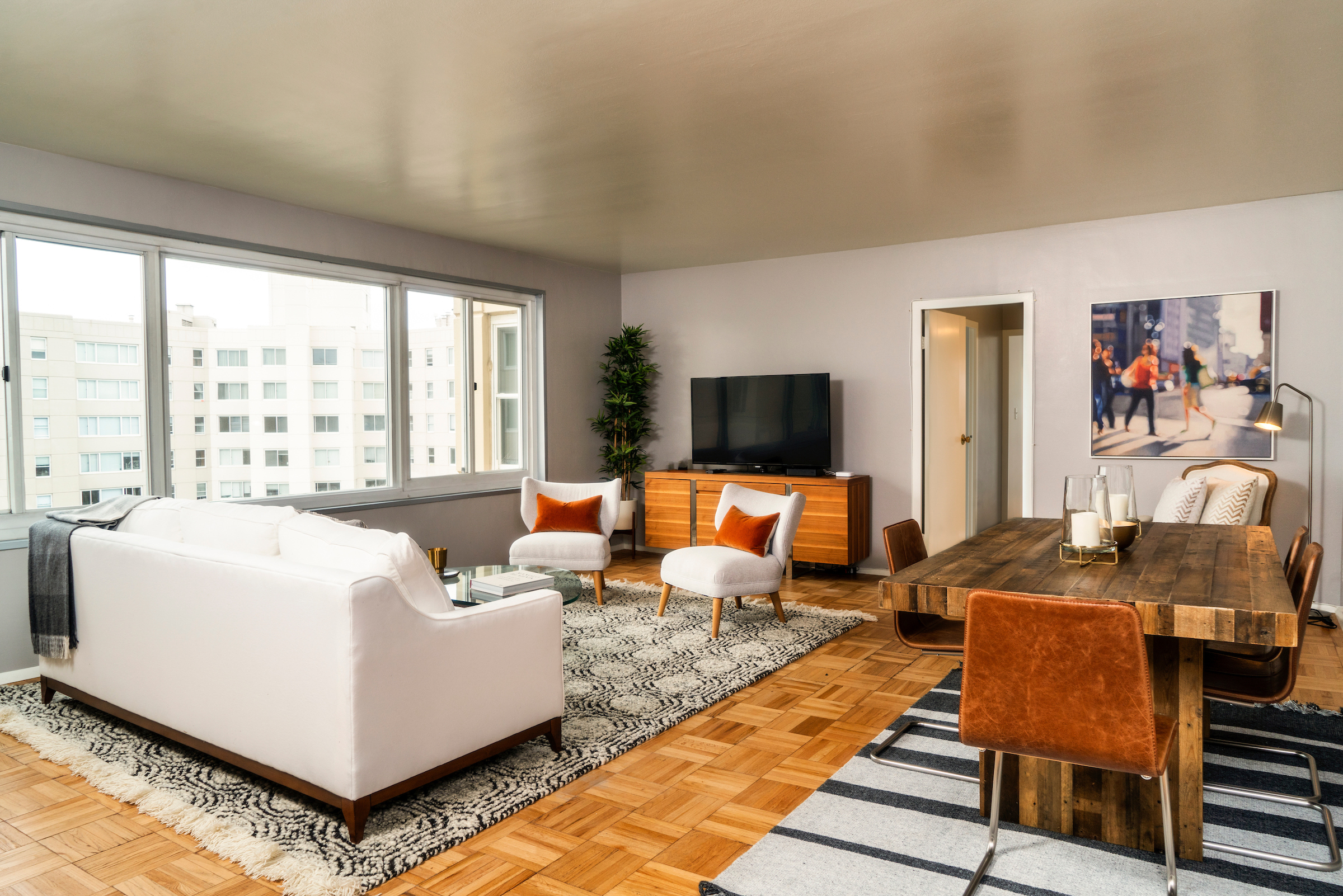 10 Fresh Ideas for Decorating Your Apartment — Woodchase ...