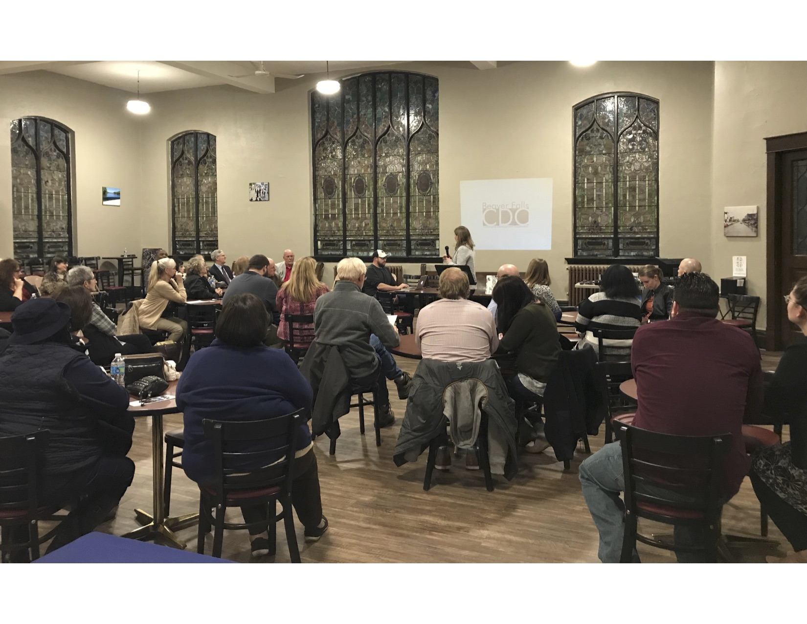 More than 3 R's: Practicing Community Development in Beaver Fallsby Wendy Van Wyhe -
