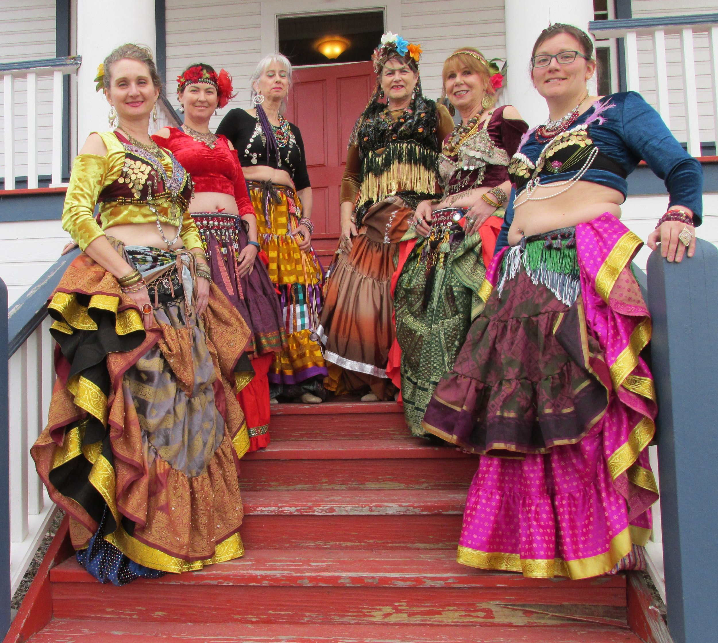 Anadil Belly Dance Troupe