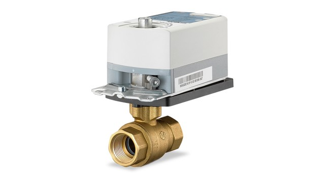 VALVES & ACTUATORS - A versatile range of valves and actuators designed for ease of use, superior control accuracy, and energy efficiency.