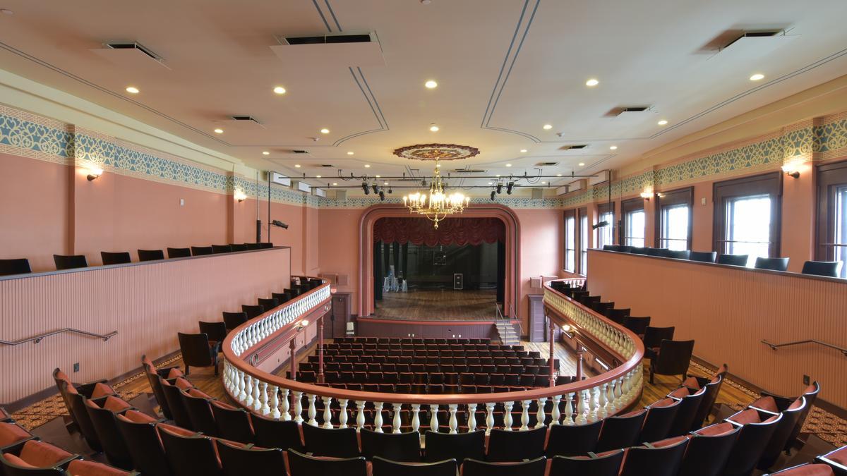 Woodward Opera House - Renovation - Controls Installation