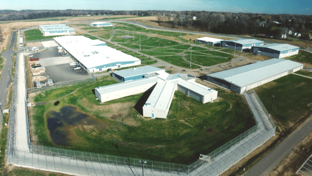 Richland Correctional Institution (RiCI) - Energy Upgrades - Phase I & IIBAS/Frontend InstallationFreezer and Cooler Upgrades