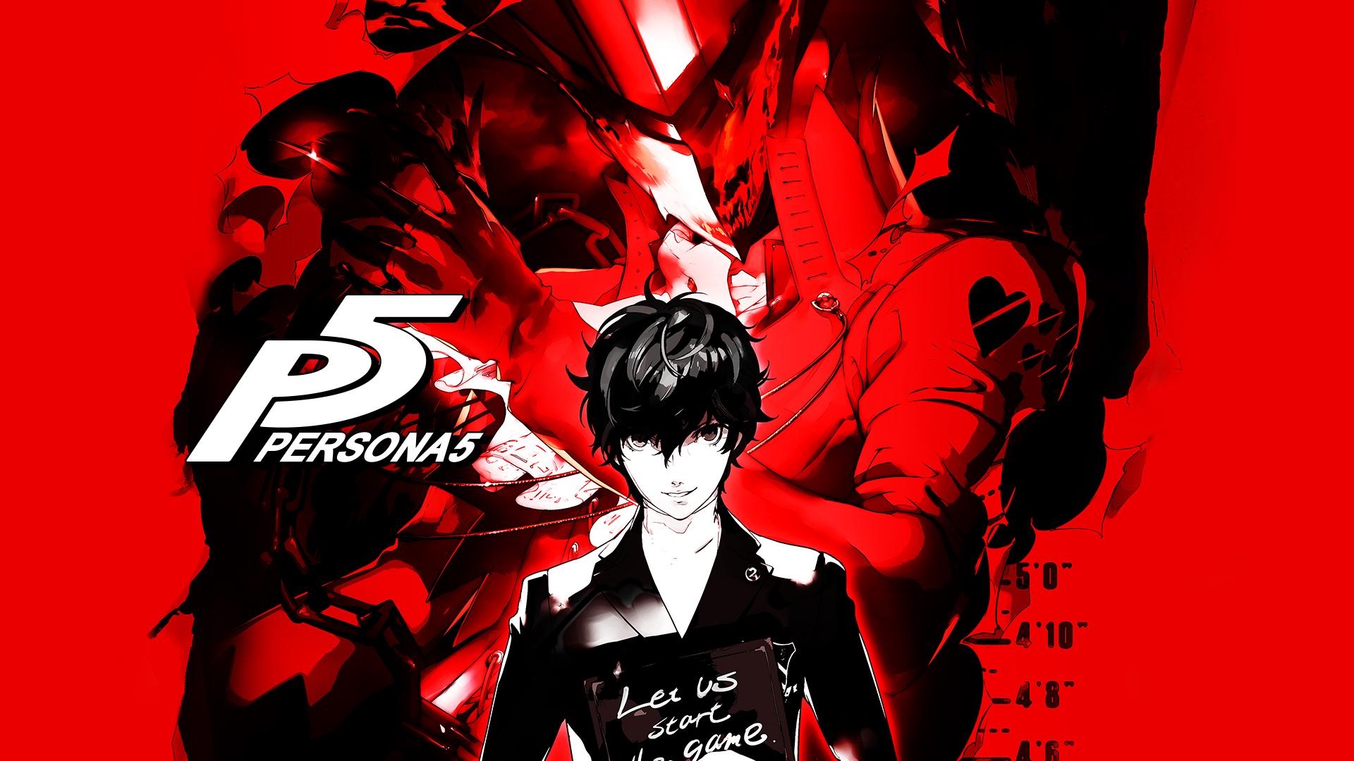 Persona 5 (Atlus games, 2017)