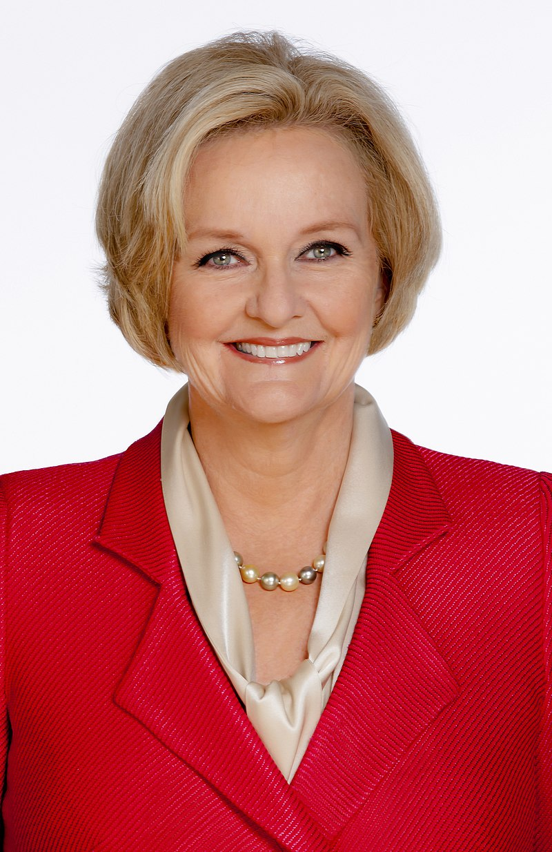 Photo of Claire McCaskill, taken during the 113th Congress.