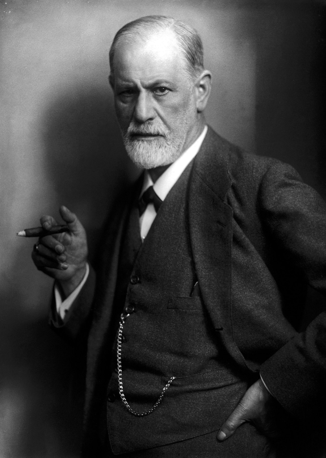 Father of psychoanalysis, social critic, and famed cocaine enthusiast Sigmund Freud.