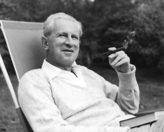 Herbert Marcuse, one of the fathers of Critical Theory. Photograph taken from wikipedia, copyright holder the  Marcuse Family , represented by Harold Marcuse.