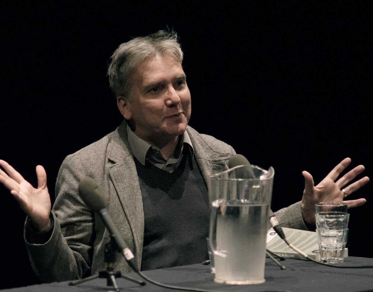 The late Mark Fisher, who I've  written about extensively .