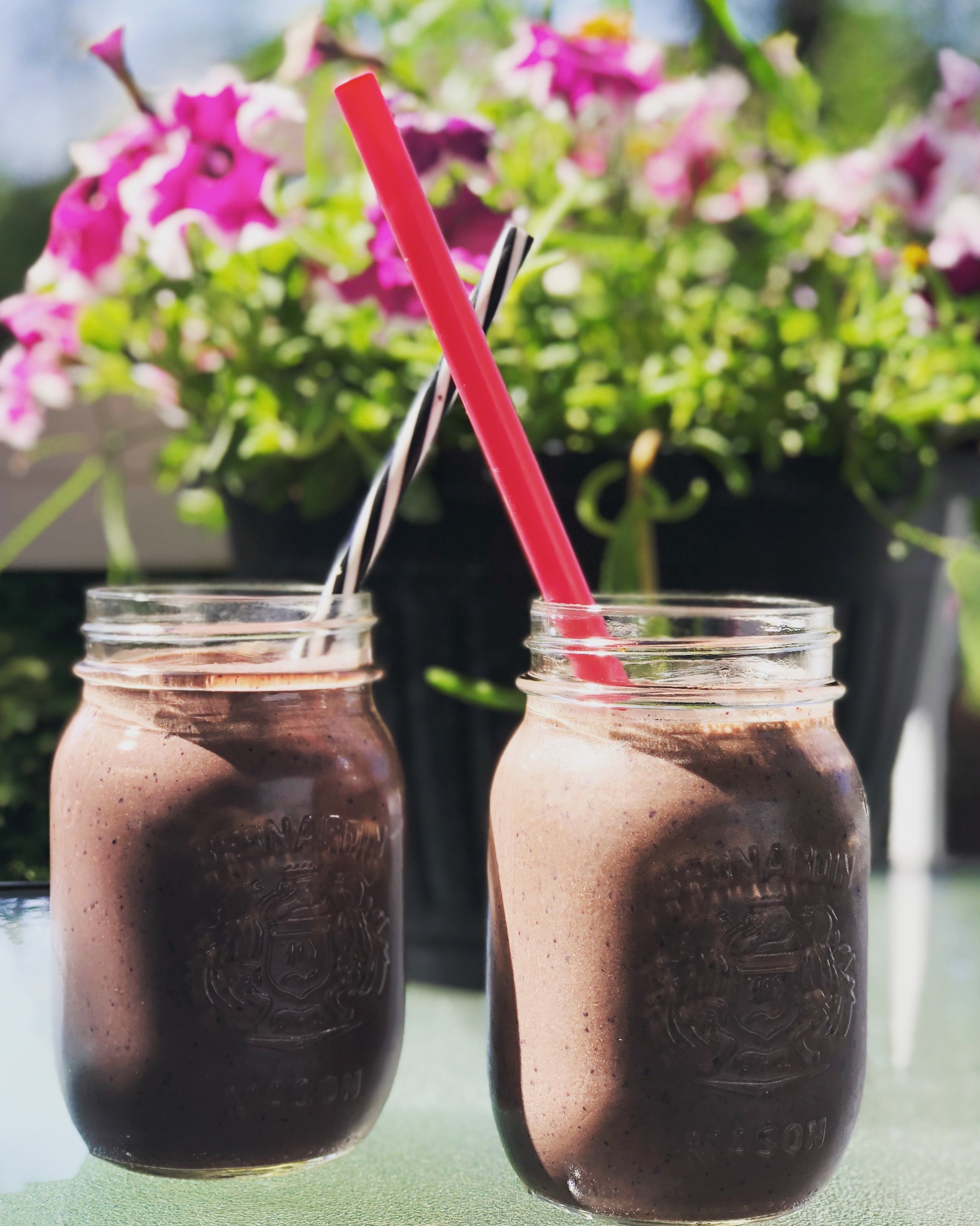 Smoothie Choco-banane post-course