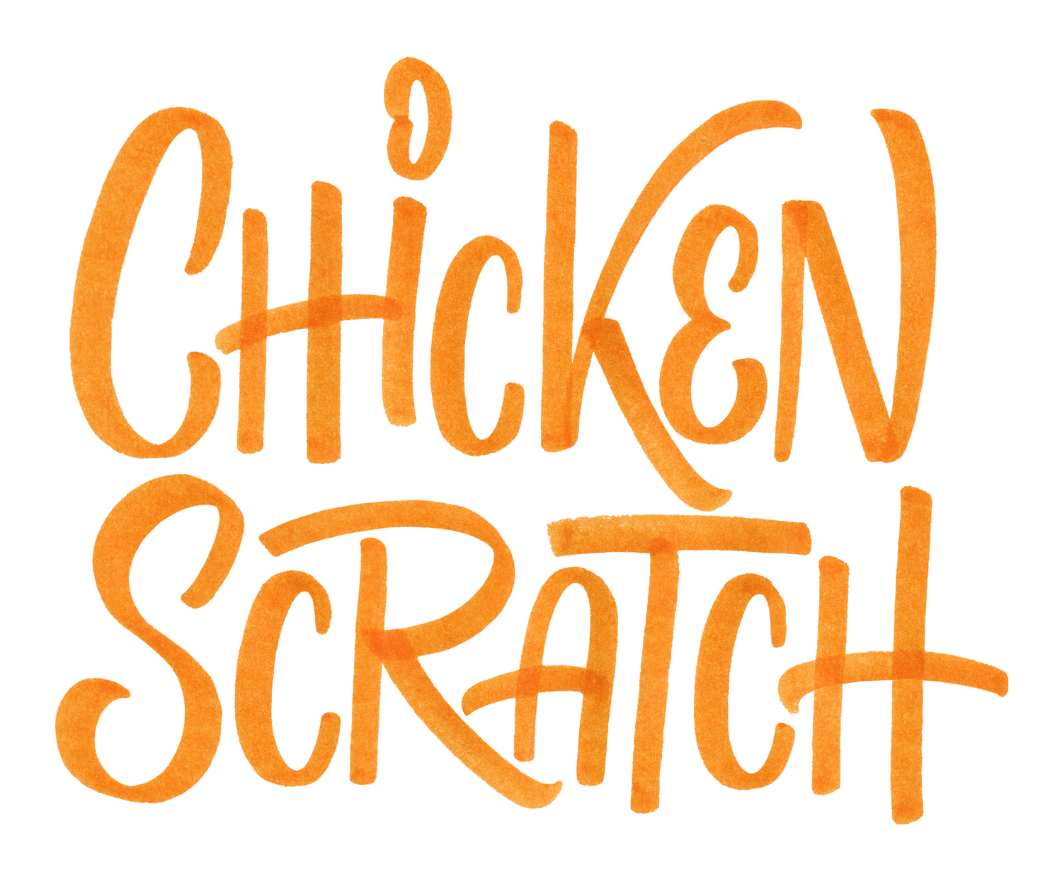 crayligraphy_chickenscratch_lettering.png