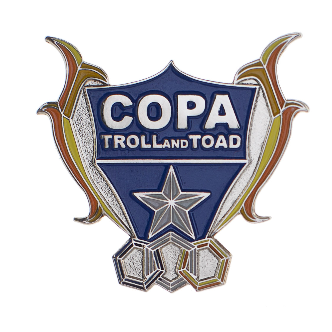 COPA Troll and Toad
