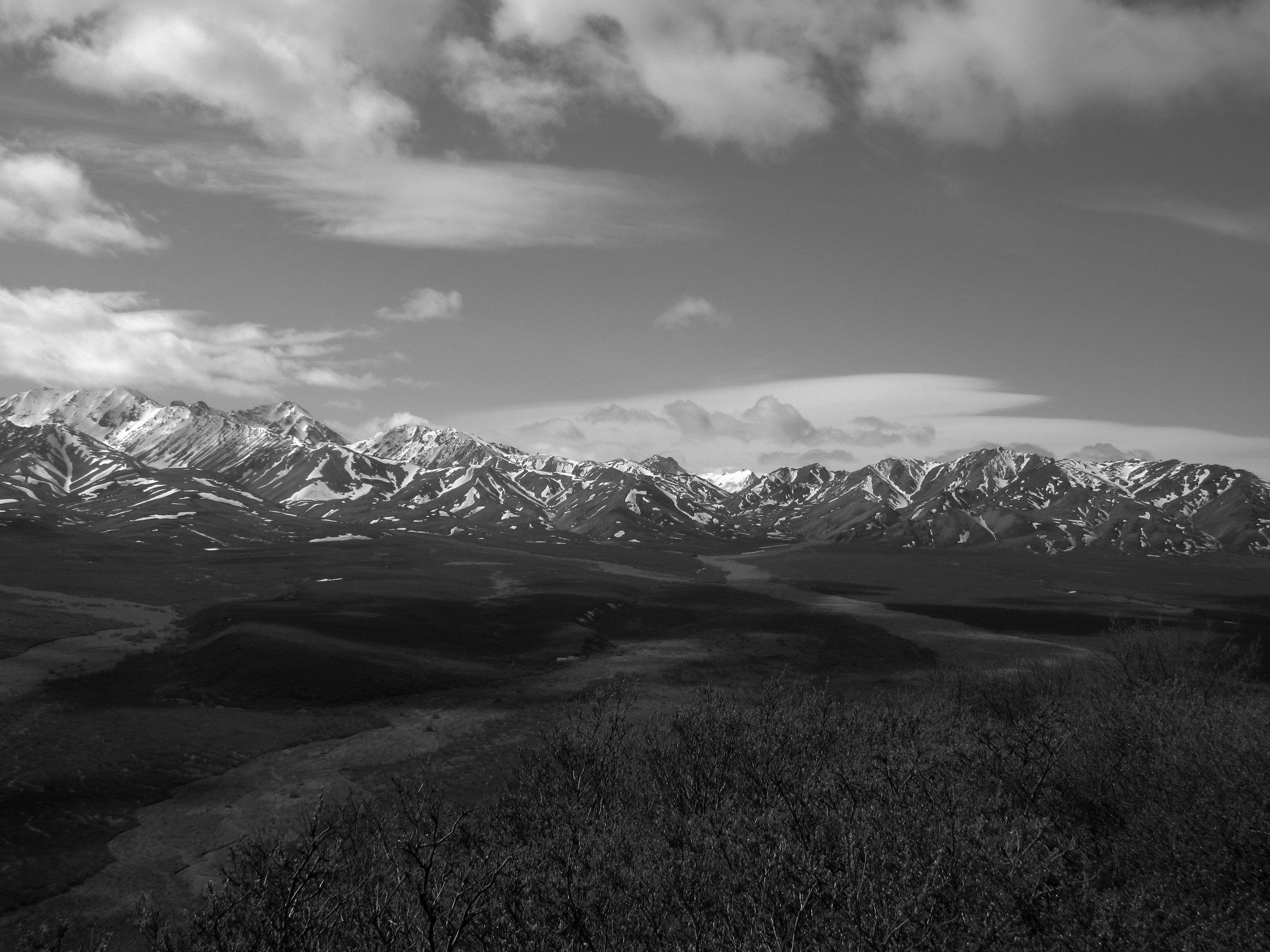 Polychrome Pass, Alaska