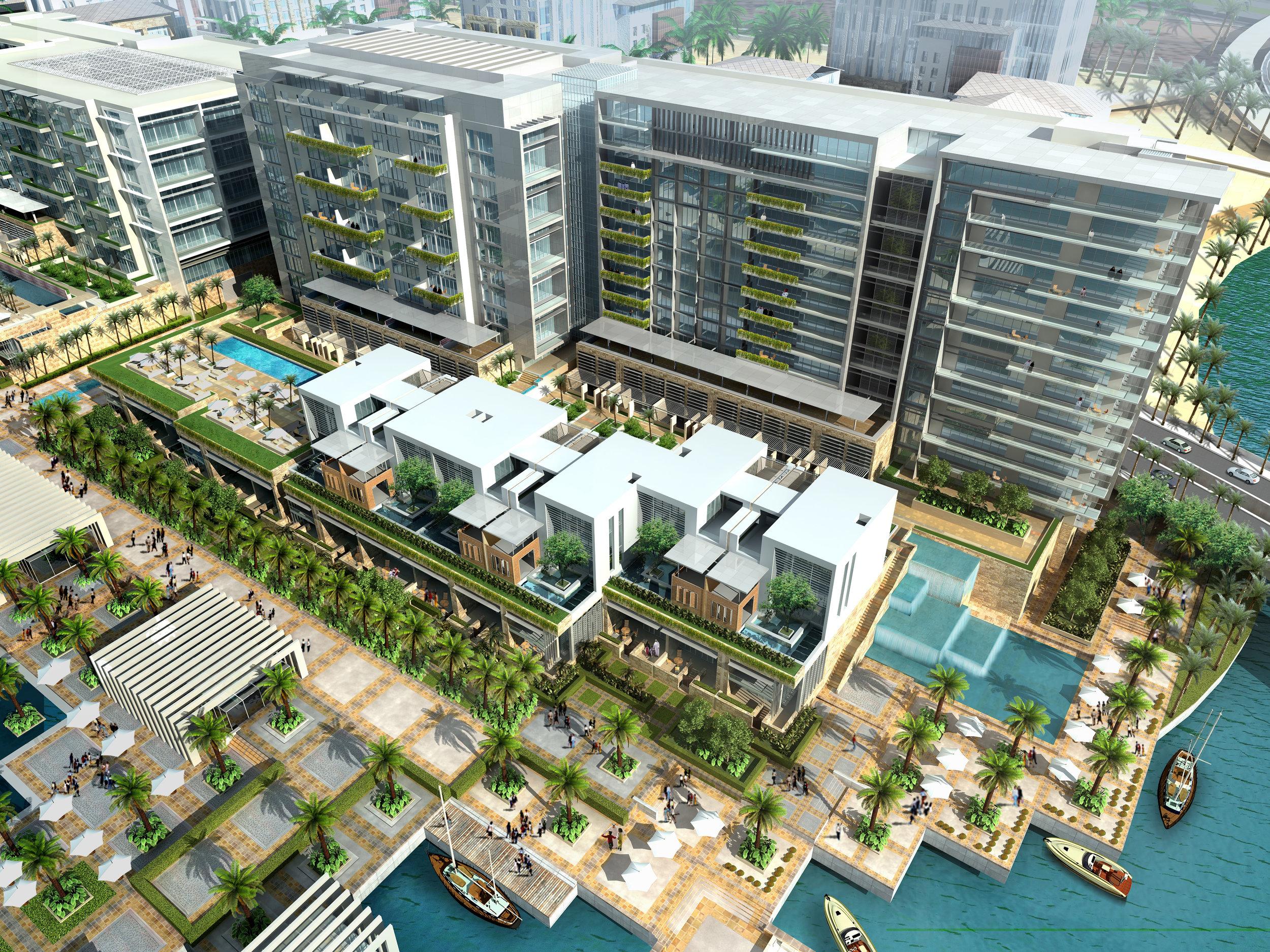 Al Zeina Precinct - Al Raha Waterftront Abu Dhabi 3.jpg