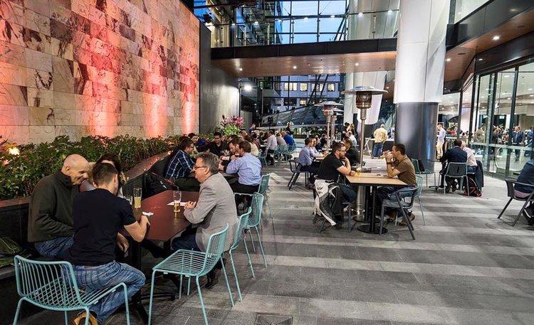Metropole Eatery