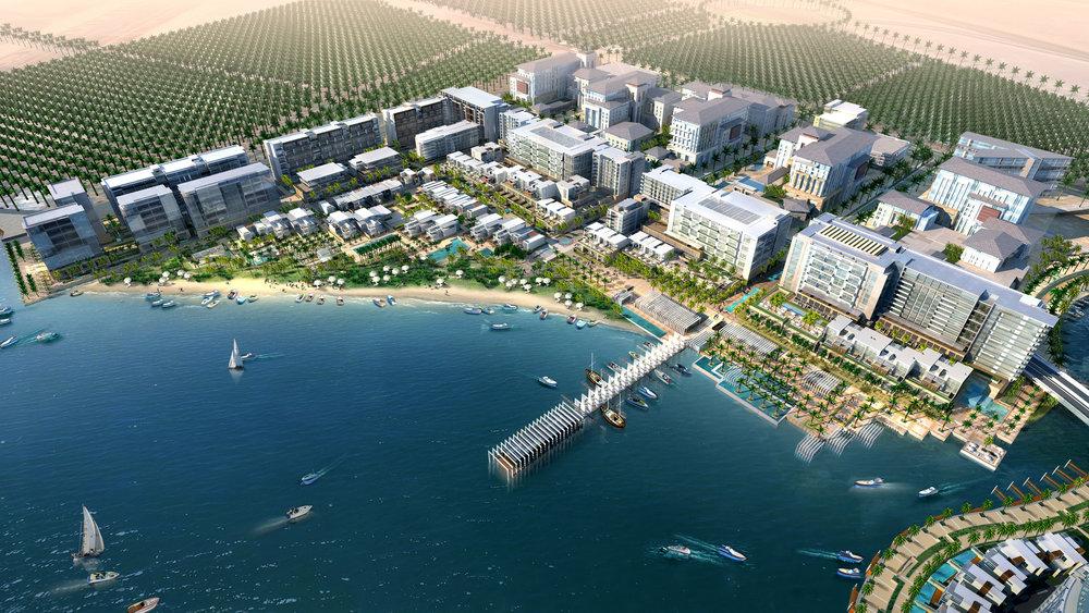 Al Zeina Waterfront