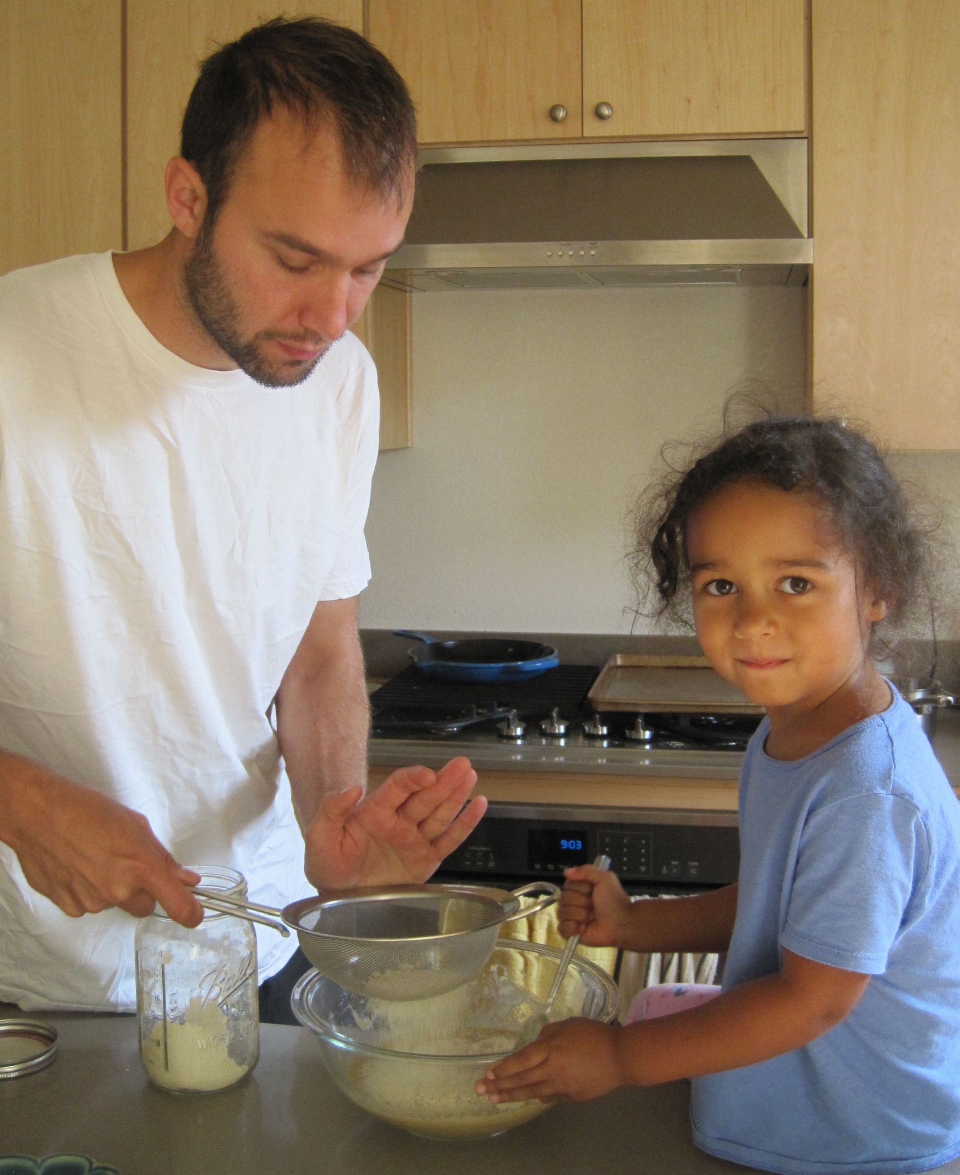 Kids learn about value of food by getting involved