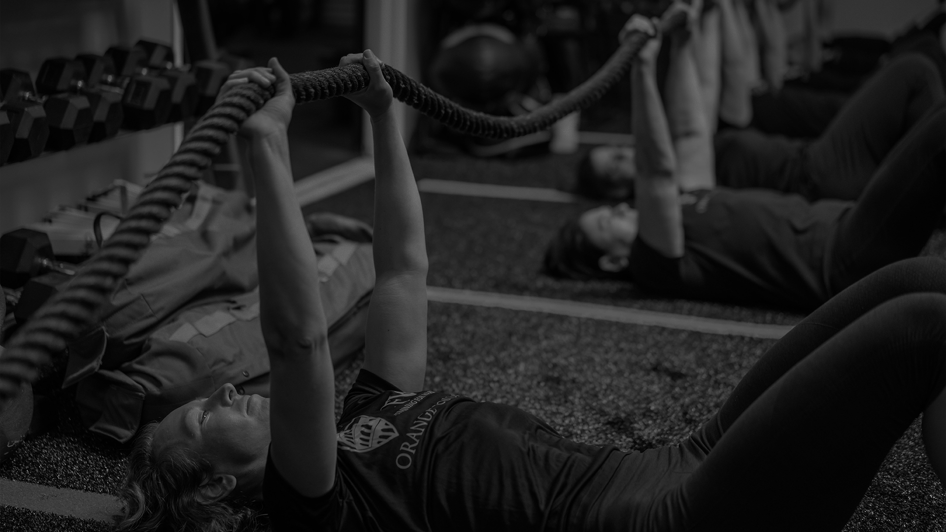 Strength Training - we help you Increase strength, breakthrough plateaus and reach new heights with our tailored-to-you strength program.learn more→
