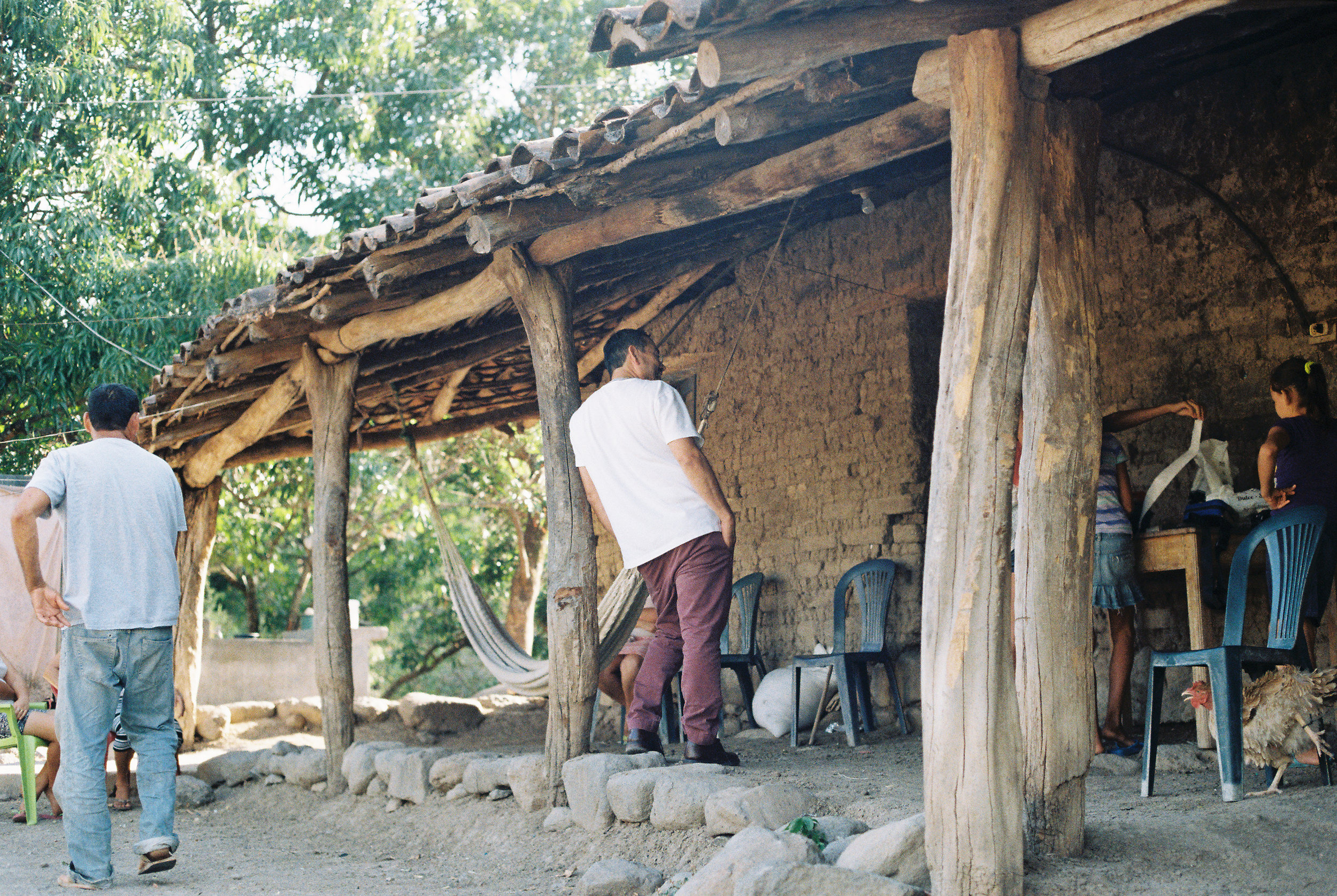 film  El Salvador photo diary.