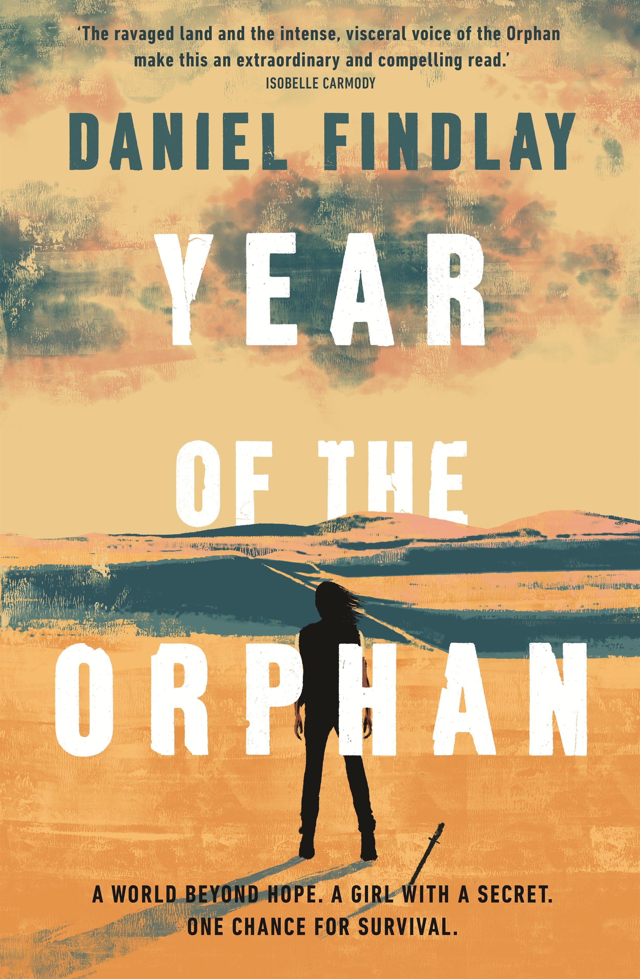 Year of the Orphan - Outback Australia. Hundreds of years from now. After the end. A girl races across the desert pursued by the reckoner, scavenged spoils held close. In a blasted landscape of abandoned mines and the crumbling bones of civilisation, she survives by picking over the dead past. She trades her scraps at the only known settlement, a ramshackle fortress of greed, corruption and disease. An outpost whose only purpose is survival – refuge from the creatures that hunt beyond.Sold then raised hard in the System, the Orphan has a mission, carries secrets about the destruction that brought the world to its knees. And she's about to discover that the past still holds power over the present.Given an impossible choice, will the Orphan save the only home she knows or see it returned to dust? Both paths lead to blood, but whose will be spilled?In a post-apocalyptic future, survivors scavenge in the harsh Australian outback. Living rough in the remnants of our ruined world, an orphan with her own brutal past must decide if what's left of humanity is worth saving.