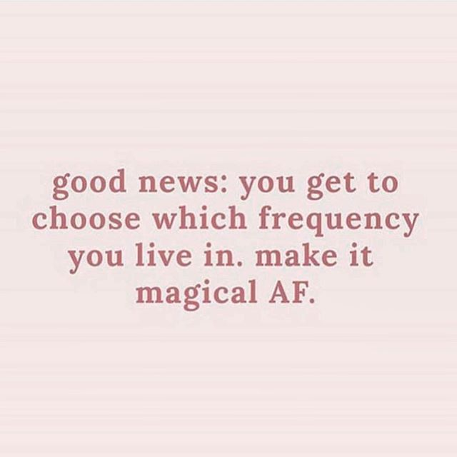 Let's make it #magical ya'll 💫 #youarethecreator #mindsetiseverything #letsdothis