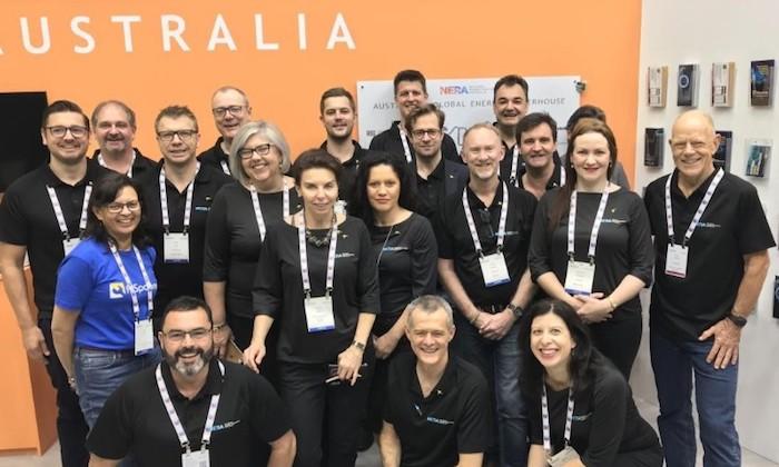 2018 GasTech Smart Australia Alumni