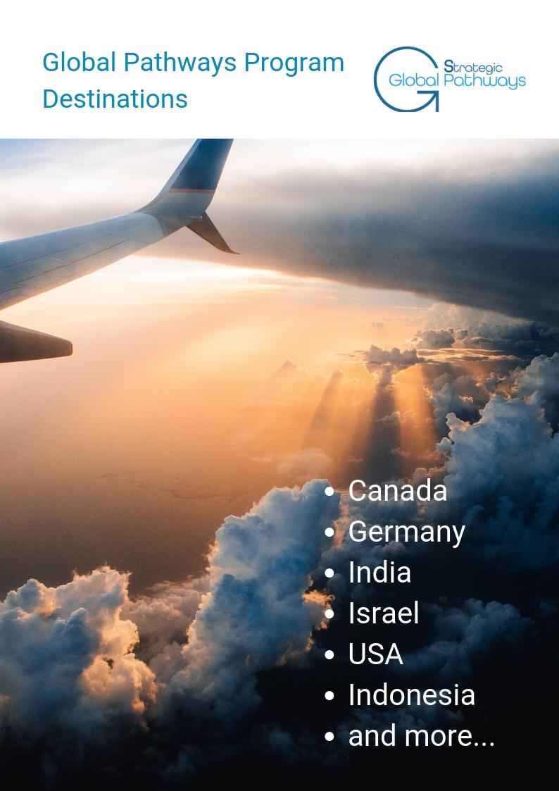 Unlocking global opportunities