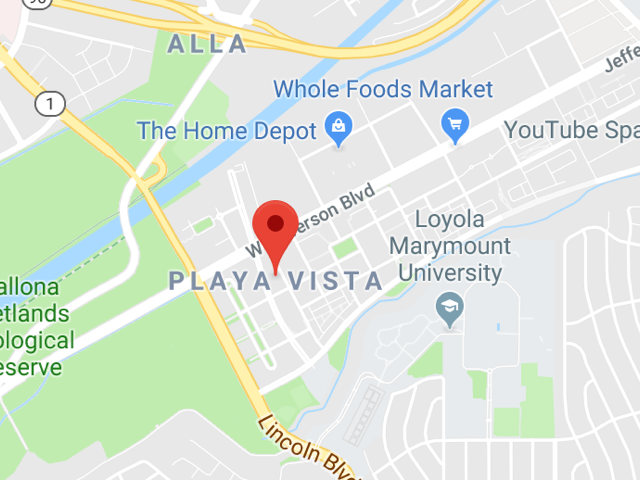 Playa Vista  Superficie: 3.37 km2 Démographie: 59,558 habitants Prix moyen par Sq.Ft (1m2 = 10.76 Sq.Ft): -Maison Single Family: Q1 2018: $815 (Q1 2017: $745) -Condo: Q1 2018: $775 (Q1 2017: $642)