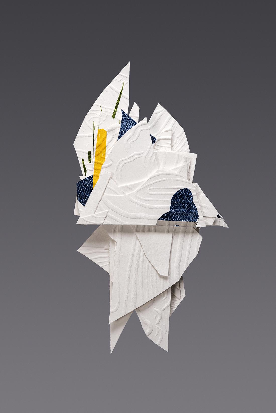 """Iceberg, 10.5 x 5 x 1"""""""
