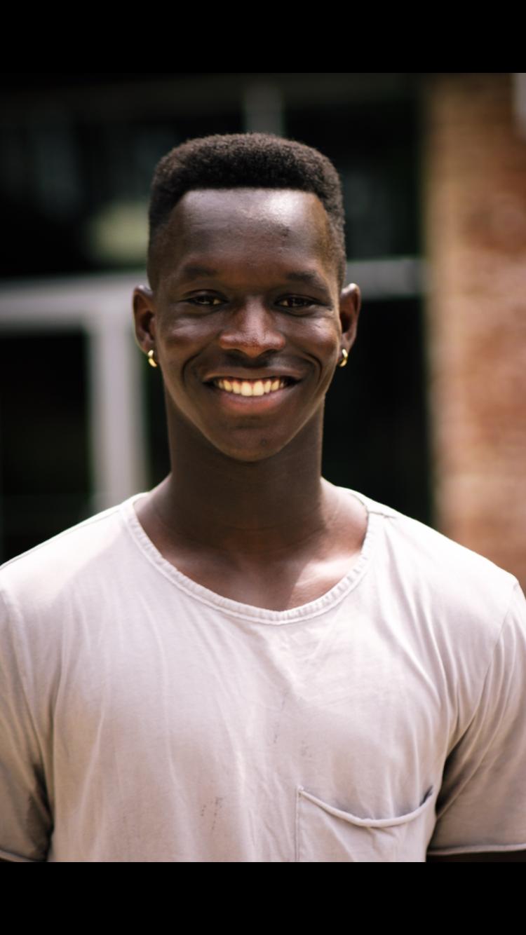 Ibrahim Conteh '18
