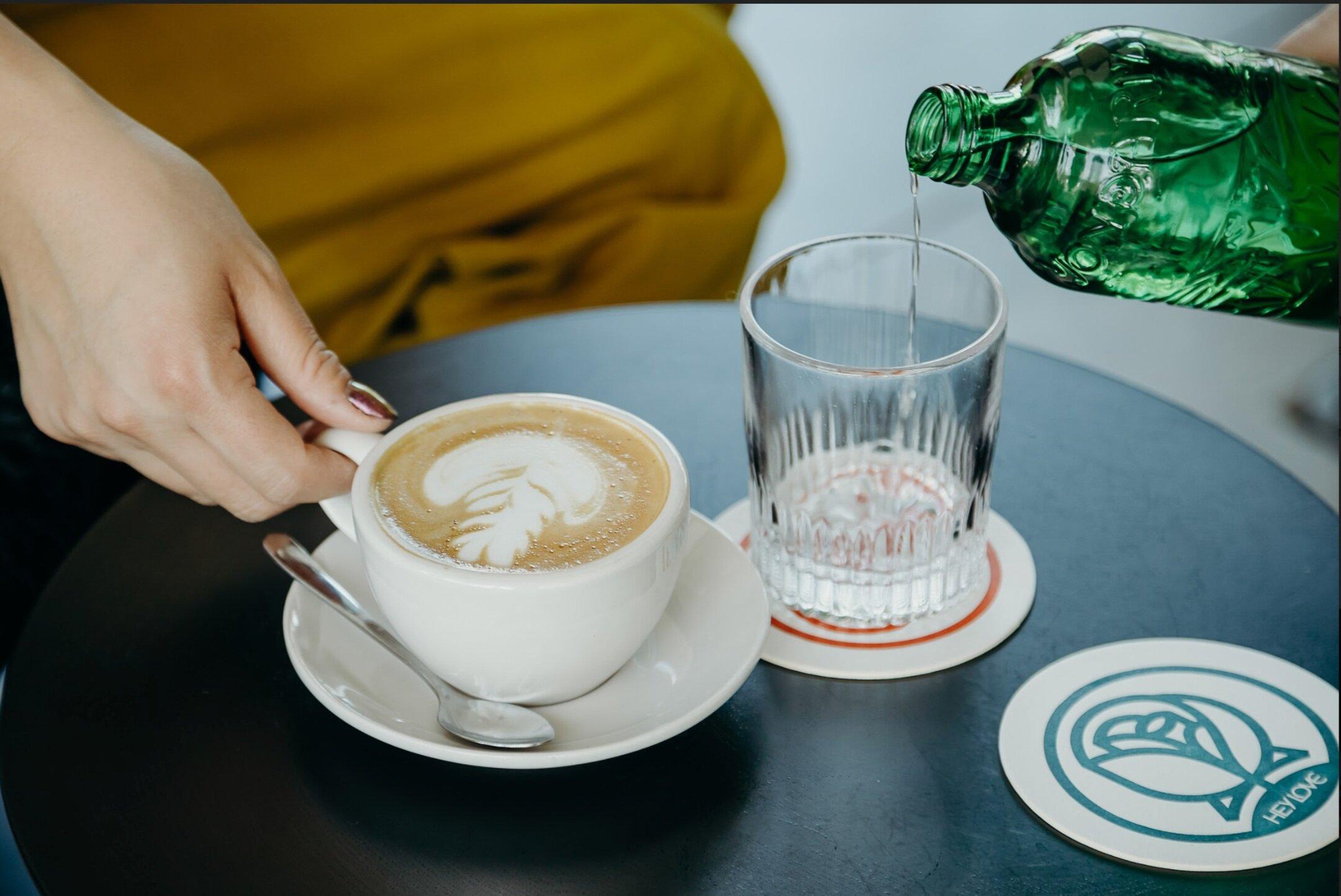nu caffè verde