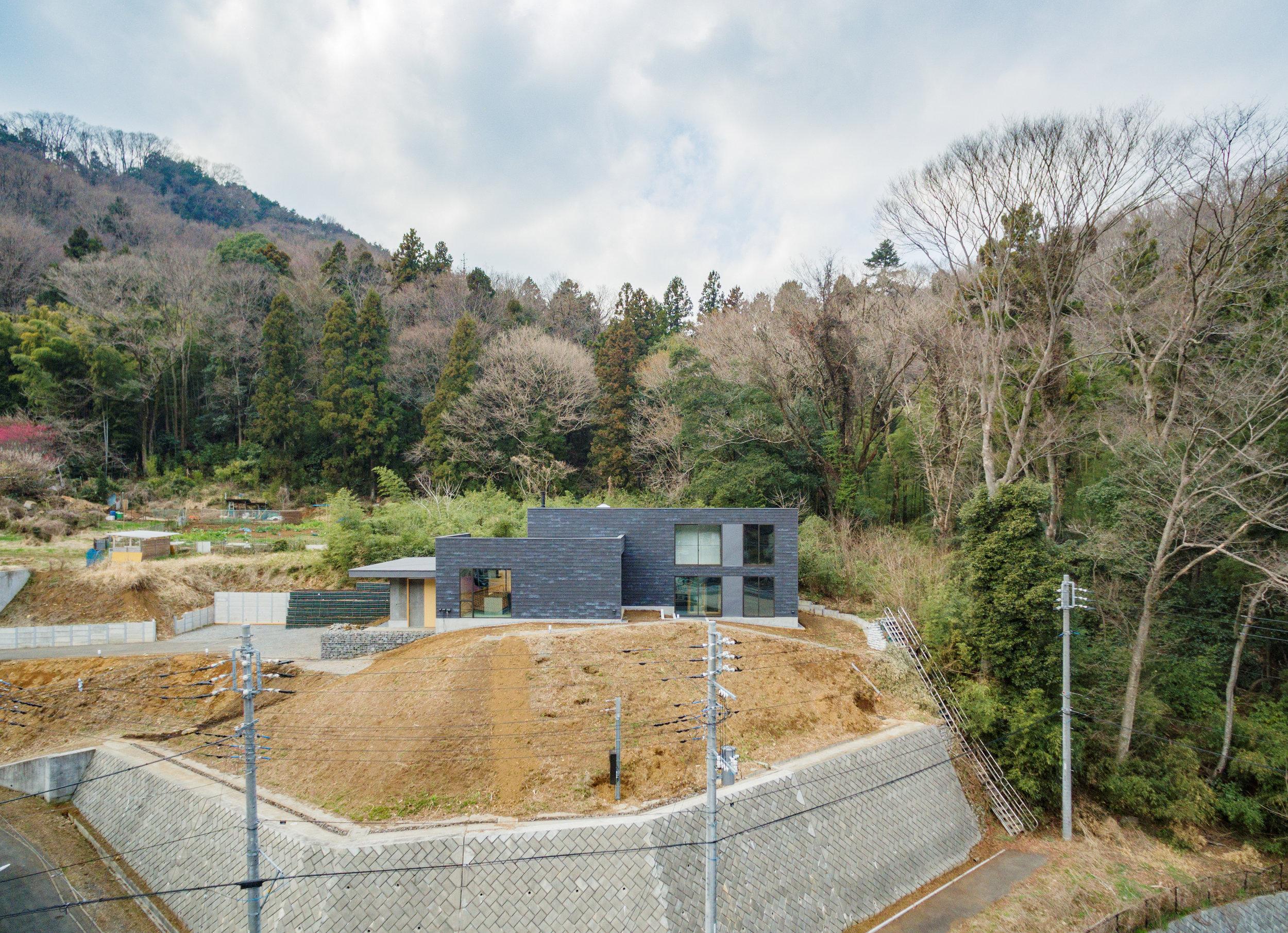 Copy of 高尾山口の家