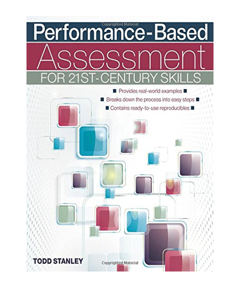 "Performance-Based Assessment - Performance-based assessments allow classroom teachers an alternative to traditional multiple-choice tests. We often use fill-in-the bubble assessments in education to determine the readiness of students. However, in the 21st-century workplace, these types of tests fail to truly prepare students. How many times in the real world are we called upon to take a multiple-choice test? In the real world, we are called upon to prove our merit through performance-based assessments, displaying our 21st-century skills. We should be preparing students for this in the classroom. Performance-Based Assessment for 21st-Century Skills makes the argument that teachers should use performance-based assessments in the classroom. It guides the educator step by step to show how he or she can create performance-based assessments for students, including what they look like, teaching students how to create them, setting the proper classroom environment, and how to evaluate them.""There are many different ways to assess knowledge today aside from just taking a test. 'Performance-Based Assessment for 21st-Century Skills' is a great tool for teaching skills useful today and tomorrow. Covering everything from public speaking to portfolios to Internet scavenger hunts, Stanley offers a detailed explanation of each activity as well as a thoughtful list of pros and cons. The book also contains a wonderful section on how to create rubrics for the activities as well as examples. The reproducible section alone is worth the price of the book. A definite must for any teacher."" -- Mandy Marie, Teacher"