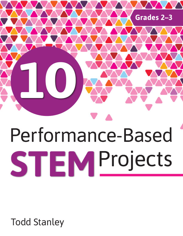 "10 Performance-Based STEM Projects for Grades 2-3 - 10 Performance-Based STEM Projects for Grades 2–3 provides 10 ready-made projects designed to help students achieve higher levels of thinking and develop 21st-century skills while learning about science, technology, engineering, and math. Some of the projects include:- Paper vs. Plastic- The Inkblot Test- Redesigning the Classroom""Very well-written. The projects are clearly described with step by step plans for implementing the lessons. The author has selected topics that demonstrate how critical thinking and analysis are useful in real world situations and the projects foster collaboration among students."" -- Hope Hightower, Teacher"