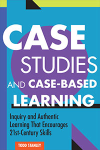 Coming September 2019 from Prufrock Press - Case-based learning brings authentic, real-world learning to the classroom. A prominent educational strategy in professions such as medicine and law, case-based learning has long been an effective way to master knowledge. Doctors study past cases to plan successful treatments and learn from mistakes, while lawyers often review old cases to understand important legal precedents. Case studies are a valuable part of their education―just as they can be for your students. Like inquiry-, problem-, and project-based learning, case-based learning is a crucial component of any authentic classroom. Students study problems that have occurred or could occur in the real world and develop solutions, utilizing critical thinking, creativity, and imagination to answer questions that don't always have one right answer. This book provides strategies, examples, and resources for implementing case-based learning across the disciplines, as well as a detailed walkthrough of how to create your own lessons that use case studies to transform students' thinking and foster 21st-century skills.