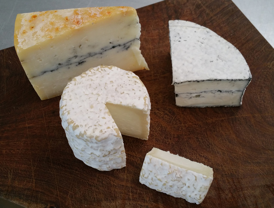 Aged Cheese Selection