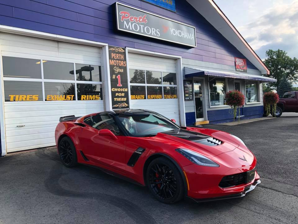 Perth Motors newest service car!