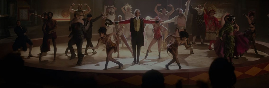 THE GREATEST SHOWMAN - 2017 - PG - 1hr45mins