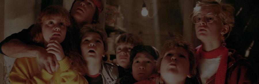 THE GOONIES - 1986 - Cert PG - 113 mins