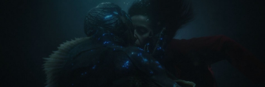 THE SHAPE OF WATER - 2017 - 15 - 123 mins