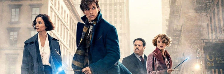 FANTASTIC BEASTS AND WHERE TO FIND THEM - 2016 - Cert 12A - 130mins