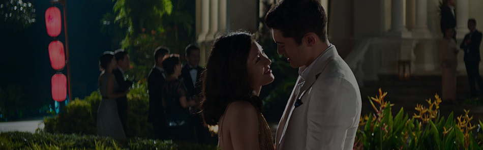 CRAZY RICH ASIANS - 2018 - Cert 12A - 1hr58mins