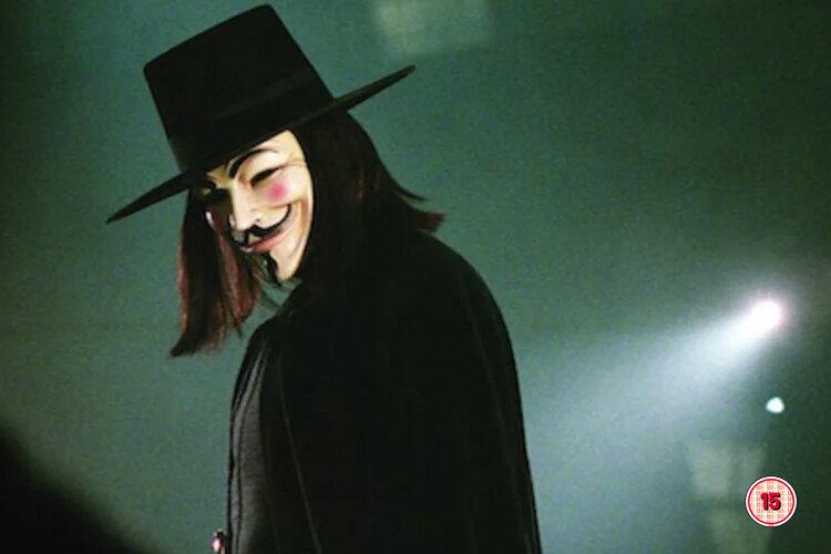 V For Vendetta The Luna Cinema 2020